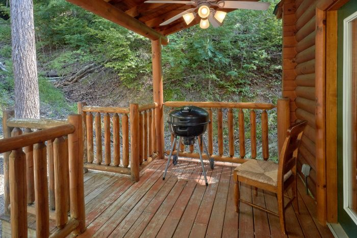 3 bedroom cabin with grill, hot tub and Views - Bear Mountain Lodge