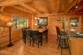 2 Bedroom Cabin with Large Dining Space