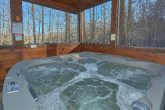 Private Hot Tub at Premium Gatlinburg cabin
