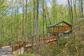 Private Luxurious 2 bedroom cabin in Gatlinburg