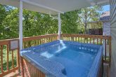2 Bedroom Cabin in River Pointe with Hot Tub