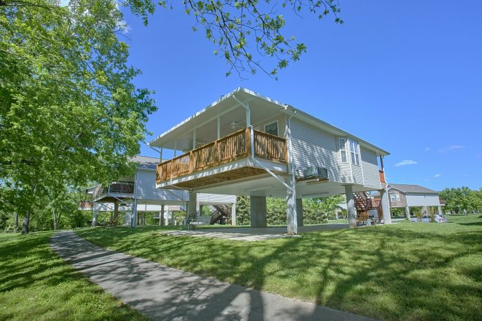 2 Bedroom Cabin in River Pointe - Bear Paw Chalet
