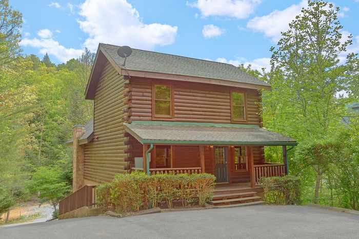 Bear Shack Cabin Rental Photo