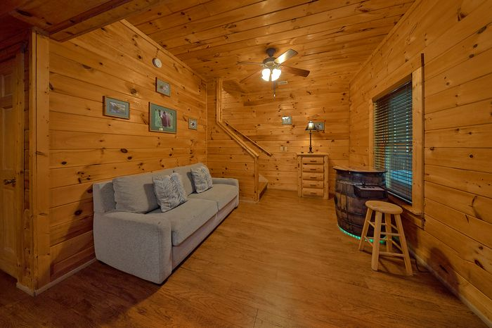 Cabin with Game Room - Bear Shack