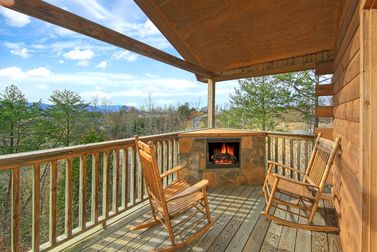 Astonishing 1 Bedroom Cabins In Gatlinburg Tn Smoky Mountains Home Interior And Landscaping Oversignezvosmurscom