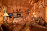 Honeymoon Cabin with Fireplace