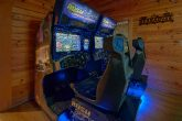 12 Bedroom with Game Room Arcades adn Pool Table