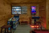 Large Game Room with Pool Table and Arcades