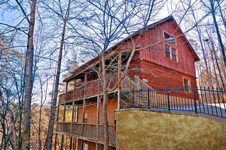 Laurel Manor: 4 Bedroom Gatlinburg Cabin Rental
