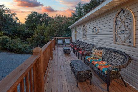Quiet Time: 3 Bedroom Gatlinburg Vacation Home Rental