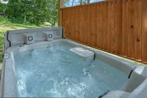3 Bedroom 3 Bath Sleeps 8 with Hot Tub - Bearfoot Bungalow