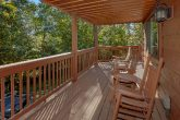 Covers Deck with Rocking Chairs 3 Bedroom