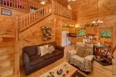 1 Bedroom Cabin Sleeps 6