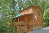 1 Bedroom 2 Story 2 Bath Cabin Sleeps 6