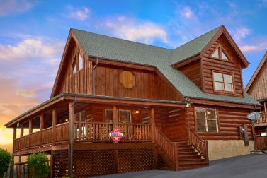4 Bedroom Cabins In Gatlinburg Tn In The Smoky Mountains