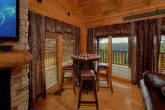 Smoky Mountain Luxury Cabin with Game Table