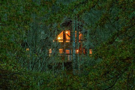 Honey Bear Hill: 2 Bedroom Pigeon Forge Cabin Rental
