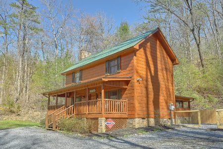Wow! What A View: 2 Bedroom Sevierville Vacation Home Rental