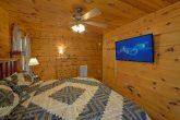 King Bedroom with Flatscreen TV Sleeps 6