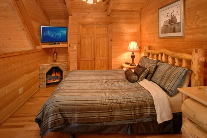2 Bedroom Cabin with 2 King Beds - Bearway To Heaven