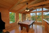 2 Bedroom Cabin with Pool Table and Game Room