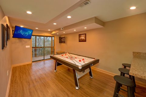 Air Hockey Table - Bella Casa