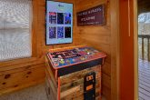 5 Bedroom Cabin with Arcade Sleeps 12