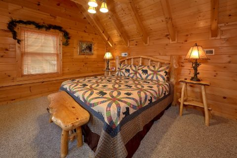 Spacious 5 Bedroom with King Bedroom - Big Bear Lodge