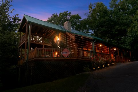 2 Bedroom Cabin in Gatlinburg - Big Sky View
