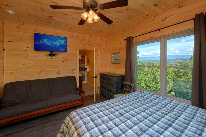 "Flat Screen TV""s in Every Room - Big Vista Lodge"