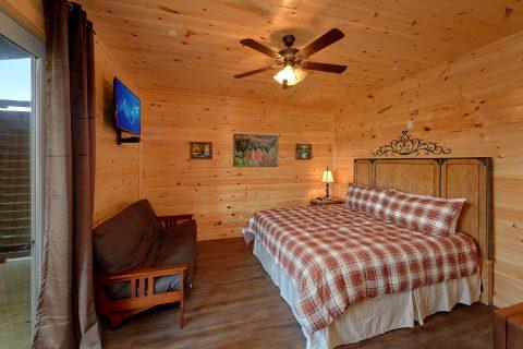 Premium 16 Bedroom Cabin with 14 Master Suites - Big Vista Lodge