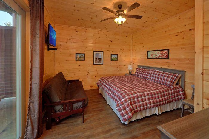 Extra Sleeping in Every Bedroom - Big Vista Lodge