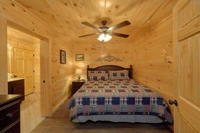 16 Bedroom Cabin Sleeps 66 Indoor Pool - Big Vista Lodge