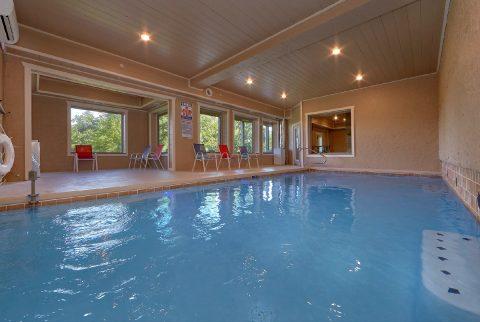 Indoor Pool 16 Bedroom Sleeps 66 - Big Vista Lodge