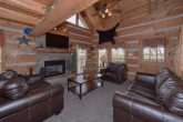 4 Bedroom 3 Bath Cabin Sleeps 12