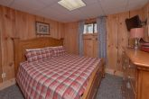 4 Bedroom Cabin with 2 Lower Level Bedrooms