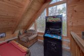 Top Floor Game Room wiht Extra Seating