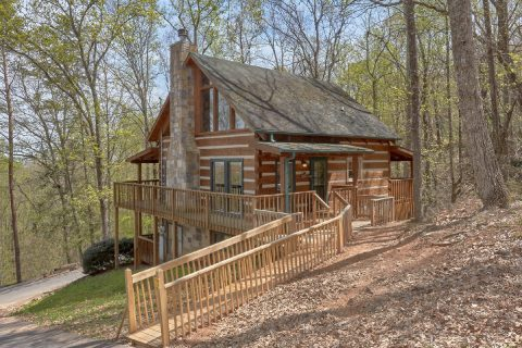 4 Bedroom Cabin Wears Vally Sleep 12 - Black Bear