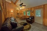 Wears Valley 2 Bedroom Wooded View Cabin