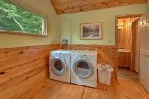 Full Size Washer and Dryer 2 Bedroom