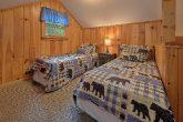 2 Bedroom Cabin with Extra Sleeping