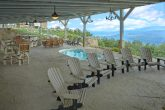 Premium cabin rental with Gorgeous Mountain View