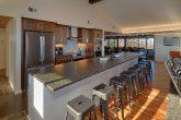 Premium 11 bedroom rental with spacious kitchen