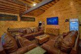 Arcade Game house with shuffleboard, TV & Fridge