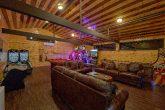 Cozy Living room in 5 bedroom cabin