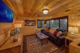 Cozy Living room in 5 bedroom cabin rental