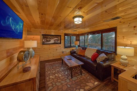 5 bedroom cottage with Full kitchen - Bluff Mountain Lodge