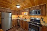 5 bedroom cabin with fully furnished kitchen