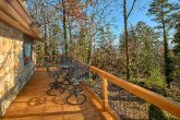 Secluded 11 bedroom lodge with wooded views