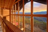 Luxurious Rental Cabin with Beautiful Views